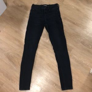 Express jeans Size 00 but fit like more like a 0!